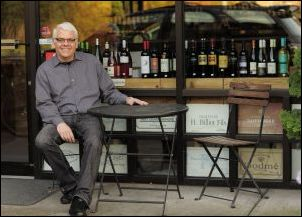 University Wines owner, Gordon McIntosh
